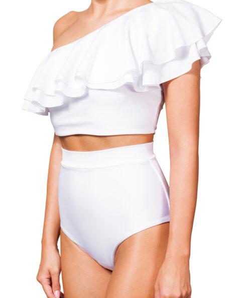 Gabbi White Costum de baie swimwear swimsuit bikini.jpg
